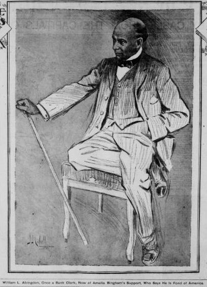 William L Abingdon Net Worth